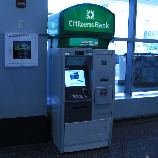 photo of Citizens Bank ATM