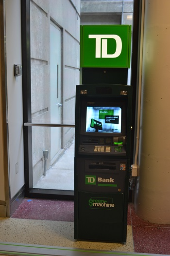 photo of TD Bank ATM
