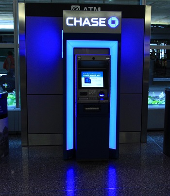 photo of Chase ATM