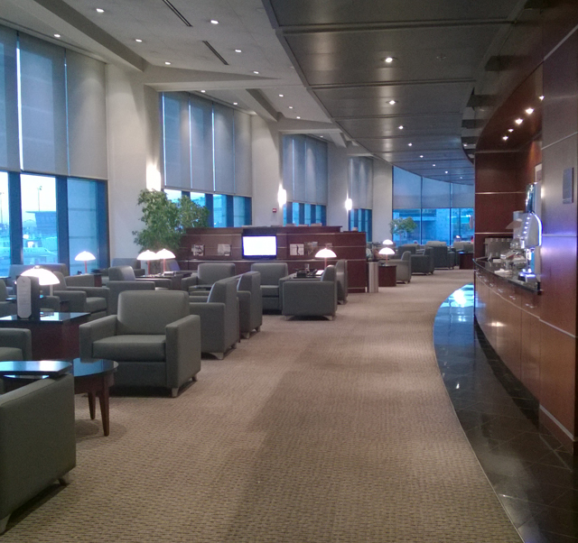 photo of American Airlines Admiral Club