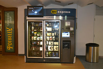 photo of Best Buy Express