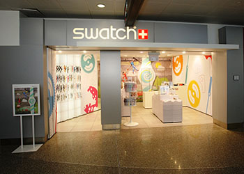 photo of Swatch
